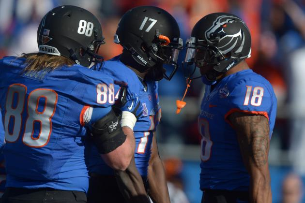 Boise State Football Seeks a November to Remember