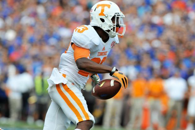 Tennessee's Cameron Sutton Received Death Threat After Loss to Vanderbilt