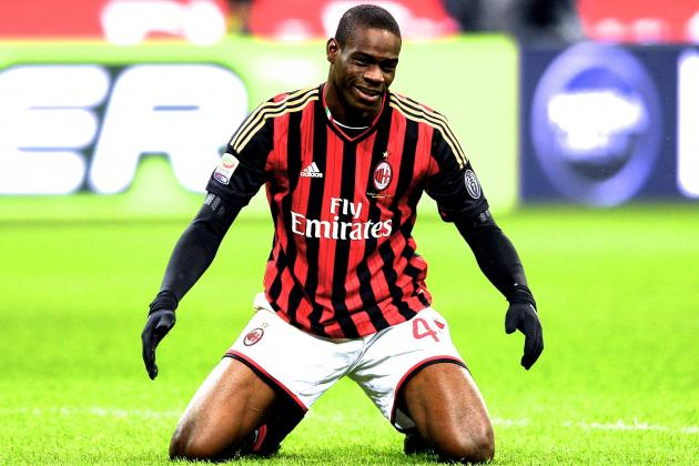 Mario Balotelli Is the Least of Creaking Milan's Problems