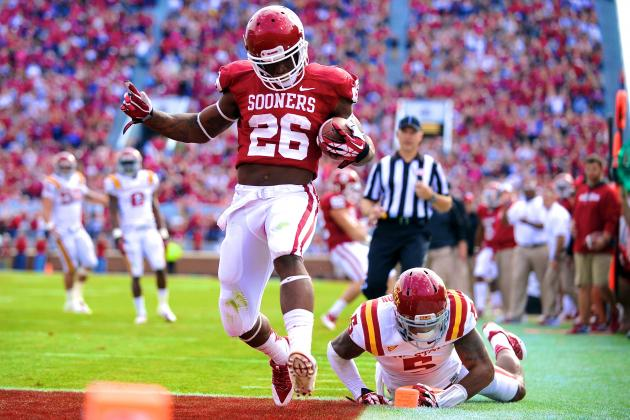 Oklahoma Football: RB Damien Williams Removed from Team