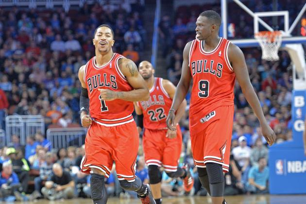 Should Chicago Bulls Punt the Season and Go All in on Loaded 2014 NBA Draft?