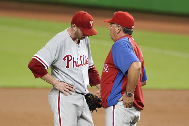 Braves Hire Ex-Phillies Pitching Coach Rich Dubee