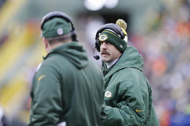 All the Packers Need Is Aaron Rodgers Back for Legitimate Playoff Push
