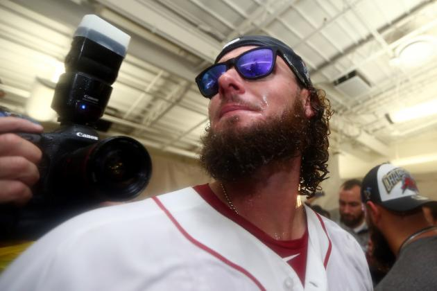 Report: Jarrod Saltalamacchia on Twins' Radar