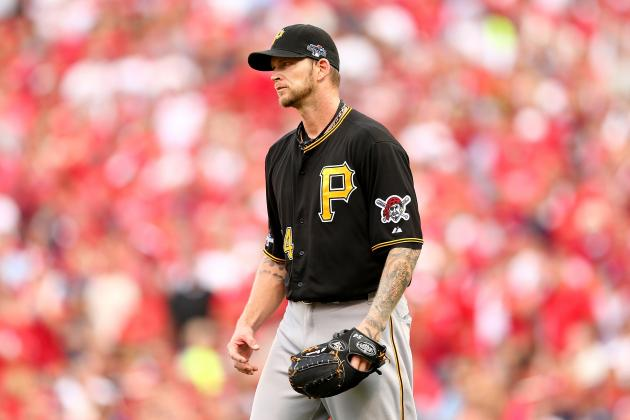 Pirates Won't Pay A.J. Burnett Market Rates, Neal Huntington Says
