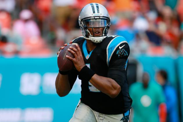 5 Takeaways from Cam Newton's Explosive Week 12 Performance