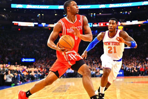 Breaking Down What to Expect from Terrence Jones as Rockets Starting Forward