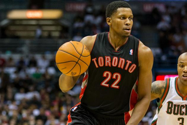 Rudy Gay Bans Stat Sheets from Raptors' Postgame Locker Room