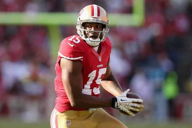 Michael Crabtree's Eventual Return to 49ers' Starting Lineup Key to Playoff Run