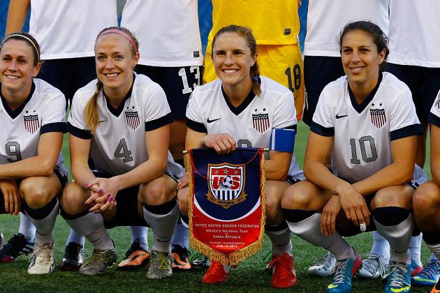 Announced Roster for USWNT Camp Marks Return of Rodriguez, LePeilbet