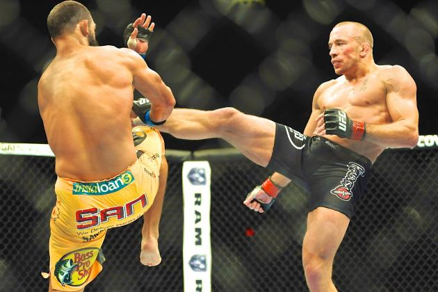 As UFC Adds More Events for 2014, How Much Is Too Much?