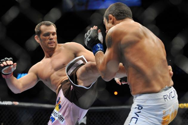 Rich Franklin: Who Should the UFC Legend Face in His Final Trip to the Octagon?