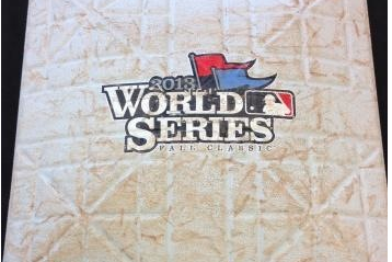 INEVITABLE: World Series 'Obstruction' Base Up for Auction