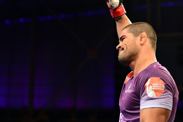 Rousimar Palhares, Banned from the UFC, Signs with World Series of Fighting