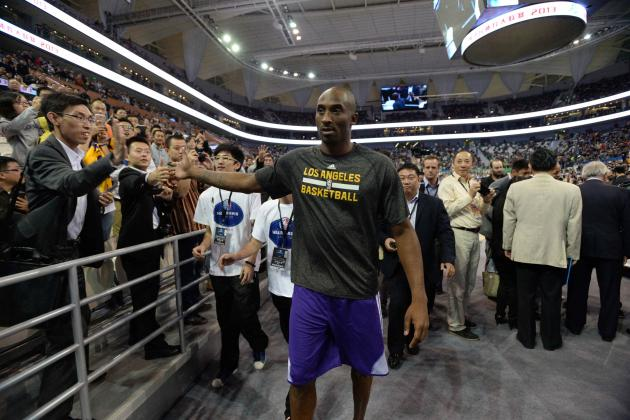 Will Kobe Bryant's Lakers Farewell Tour Lead to Bitter Disappointment?