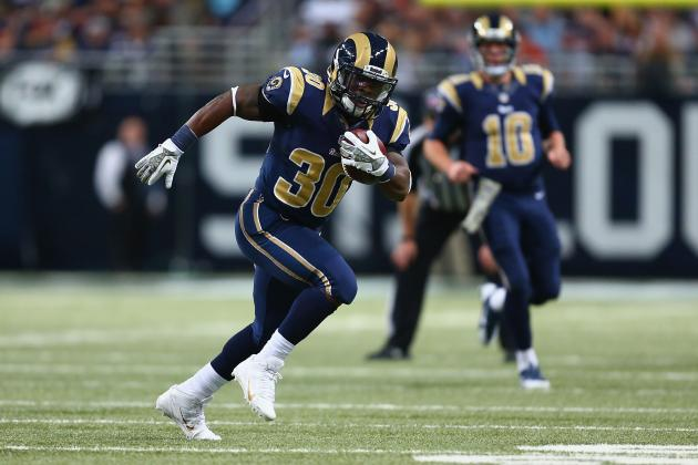 Rams Will Wait and See on Stacy, Others