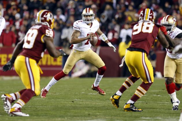 49ers vs. Redskins: Live Score, Highlights and Analysis