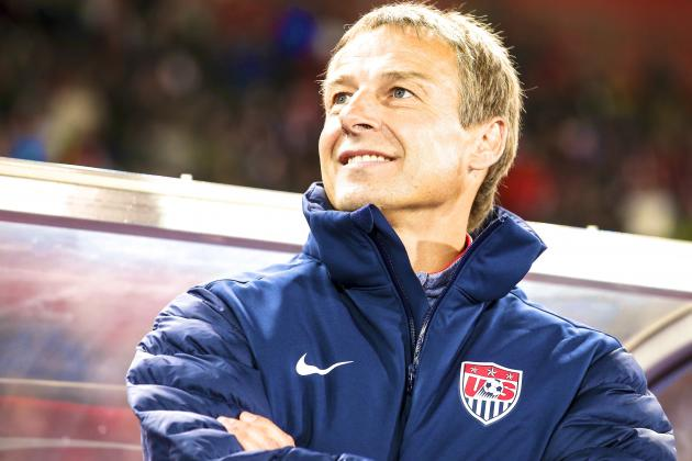 Breaking Down Jurgen Klinsmann's Two Years with USMNT