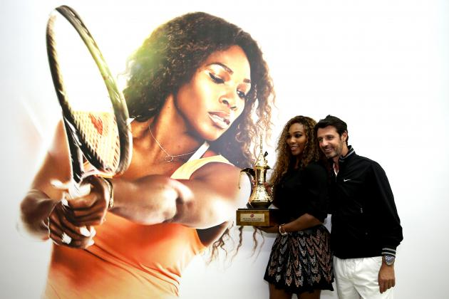 How Serena Williams' Dominance Has Sparked Recent Coaching Changes