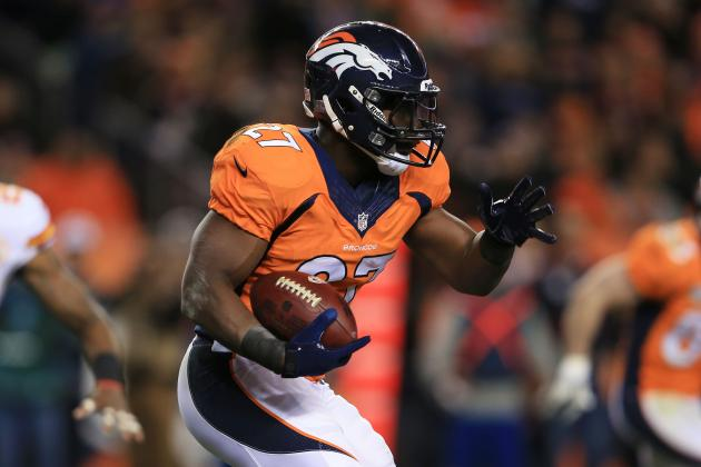 Denver Broncos Must Be Patient with Knowshon Moreno's Injury