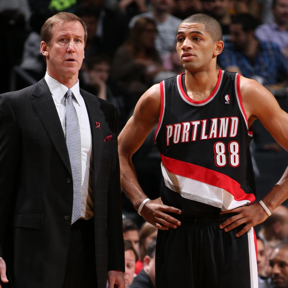How Terry Stotts Has Turned Portland Trail Blazers Into