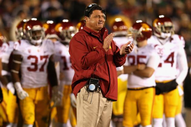 If USC Trojans Win Out, Is Orgeron Closer to Being a Lock for the Coaching Job?