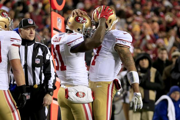 49ers vs. Redskins: Live Score, Highlights and Reaction