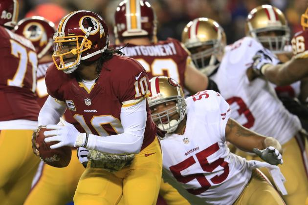 Robert Griffin III's Updated Fantasy Outlook After Week 12