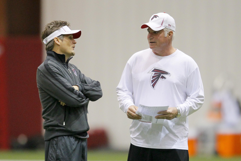 NFL Jerseys NFL - Atlanta Falcons' Faith in Mike Smith and Thomas Dimitroff Is Not ...