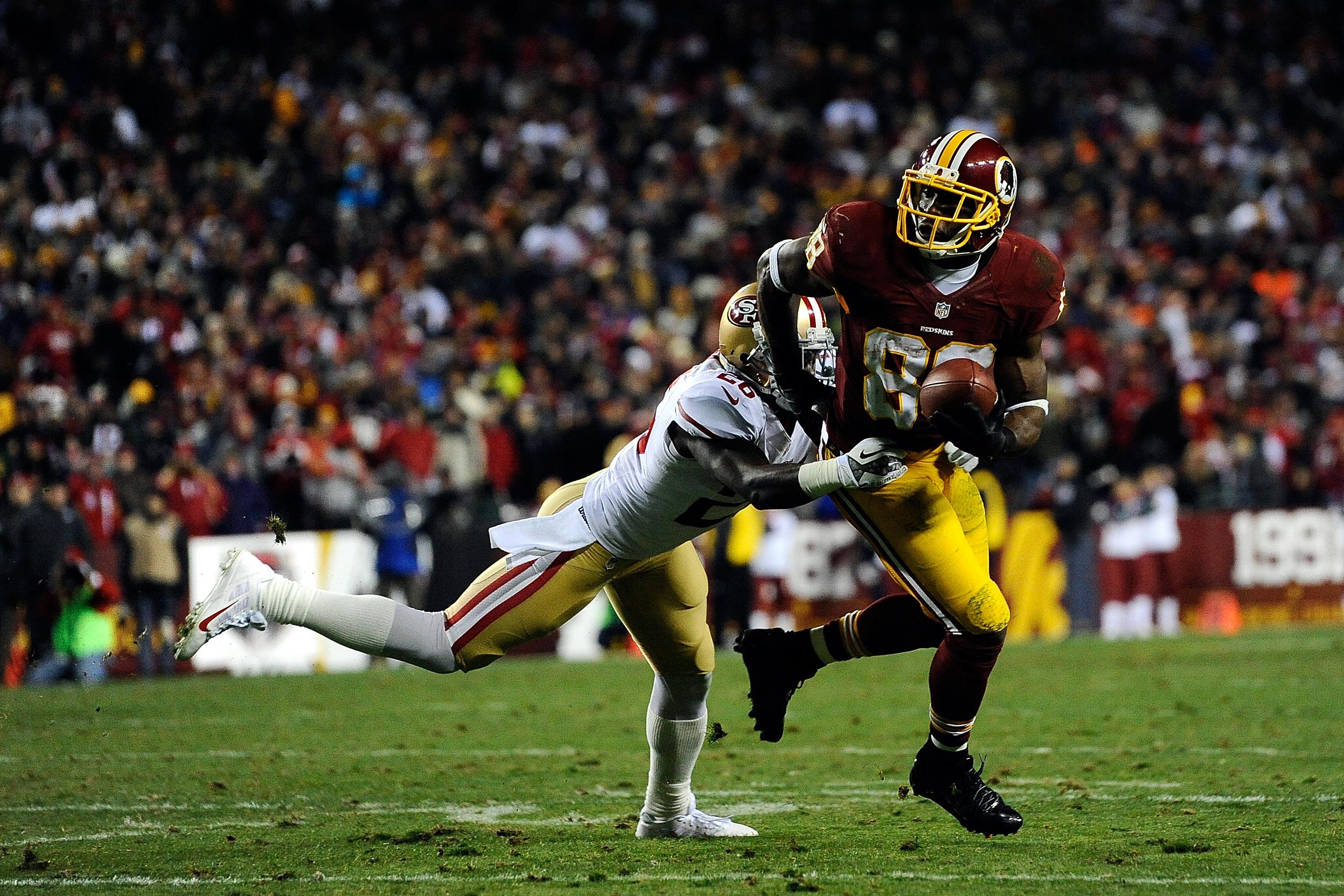 LIMITED Washington Redskins Pierre Garcon Jerseys