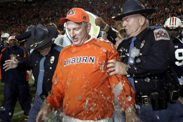 Auburn Football: Former Tigers Coach Tommy Tuberville Will Attend Iron Bowl
