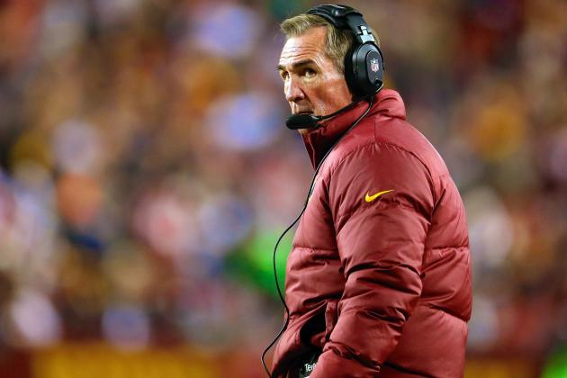 Does Lack of Life in Washington Indicate RG3, Redskins Have Quit on Shanahan?