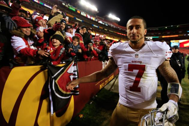 Colin Kaepernick's Updated Fantasy Outlook After Week 12
