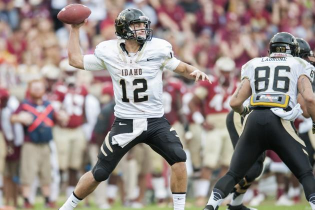 College Football: Idaho Vandals vs. New Mexico State Aggies Preview