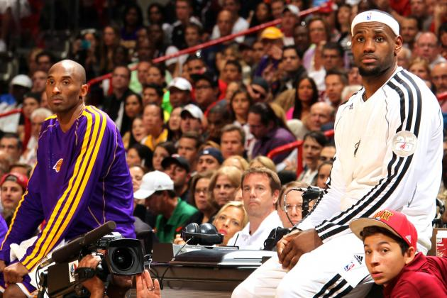 Kobe Bryant Extension All but Guarantees He'll Never Face LeBron James in Finals