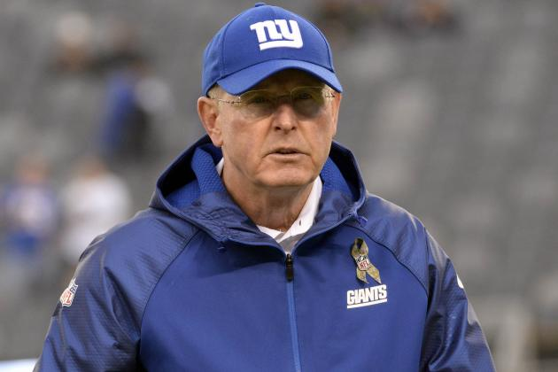 Drawing Up an Early Blueprint for the New York Giants' 2014 Offseason