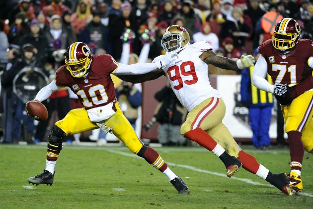 Washington's Offensive Woes Go Deeper Than Robert Griffin III