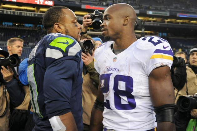 Should the Minnesota Vikings Consider Moving Adrian Peterson This Offseason?