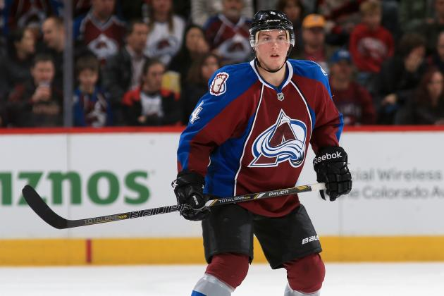 Demotion Unable to Derail Tyson Barrie's Career with Avs