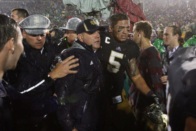 Rivalries Like Notre Dame-Stanford Are Good for College Football
