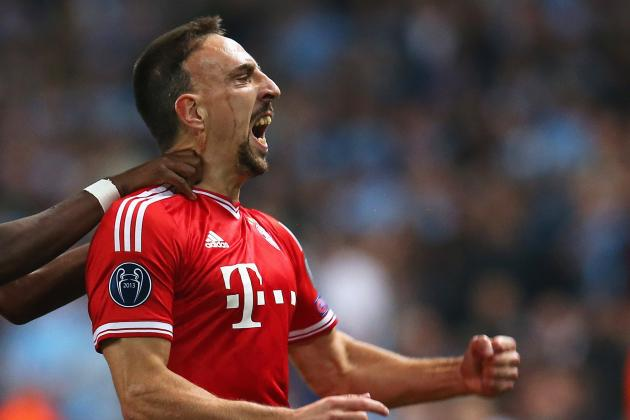 Franck Ribery 'Confident' He Will Beat Cristiano Ronaldo to the Ballon d'Or