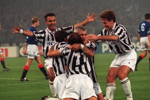Remembering Juventus' Great 1996 Champions League Triumph