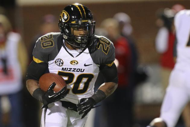 Missouri's Keys to Beating Texas A&M and Winning the SEC East