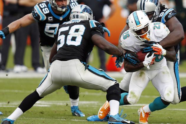 Bone Sticking Out, Just a Flesh Wound for Thomas Davis