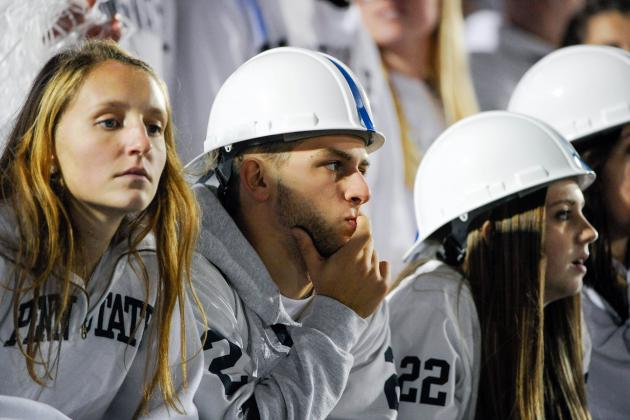 Is Penn State Football at the Beginning of 'The Dark Years' Part 2?