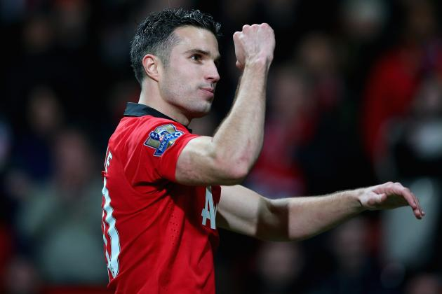 Manchester United Must Learn to Win Without Robin Van Persie