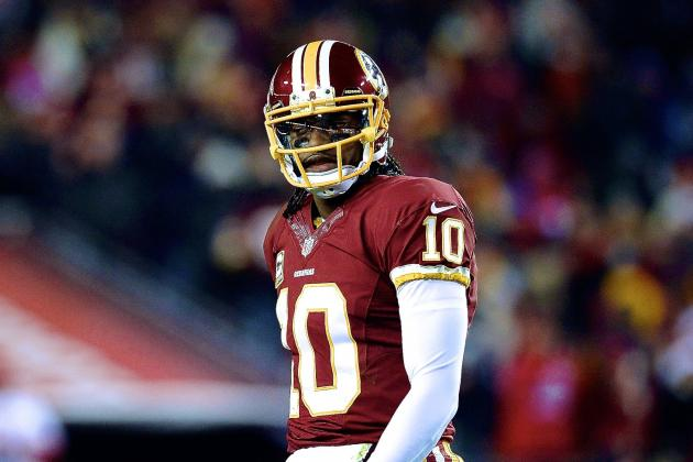 Robert Griffin III Accuses Media of Trying to 'Character Assassinate' Him