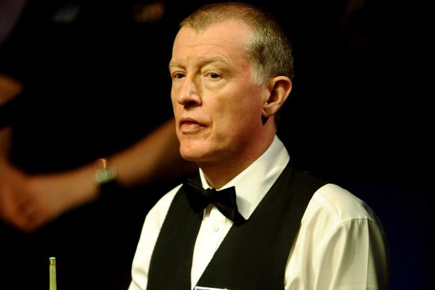 Steve Davis Warned over Future After 'I'm a Celebrity...Get Me out of Here' Gig