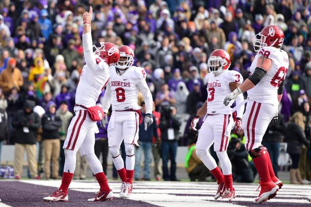 Oklahoma Should Go into 2014 with Open Competition at Quarterback