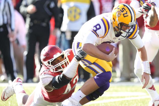 Arkansas vs. LSU: TV Info, Spread, Injury Updates, Game Time and More